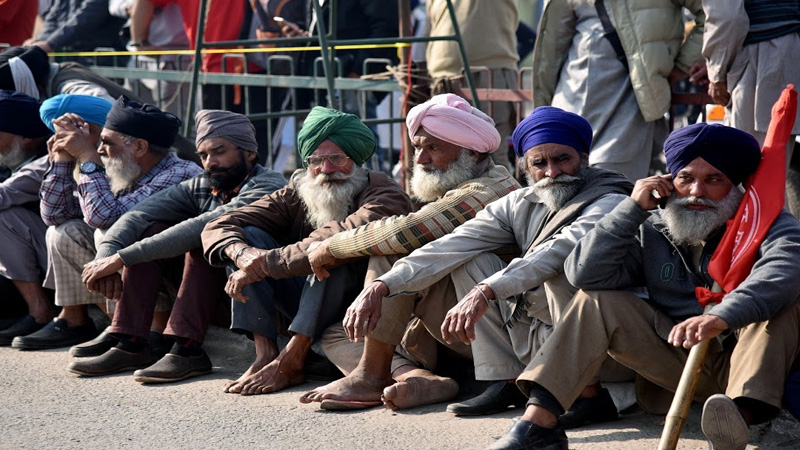 punjab farmer protest condition msp issue government real life