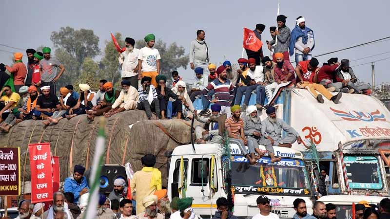 Government files affidavit in supreme court 26 january farmers rally