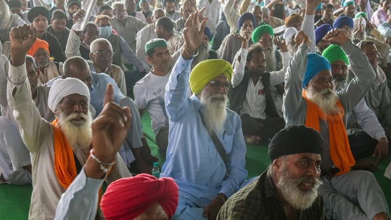 Farmers Agitation News Kundli-Manesar-Palwal Expressway Will Blocked On 10th April Parliament March In May