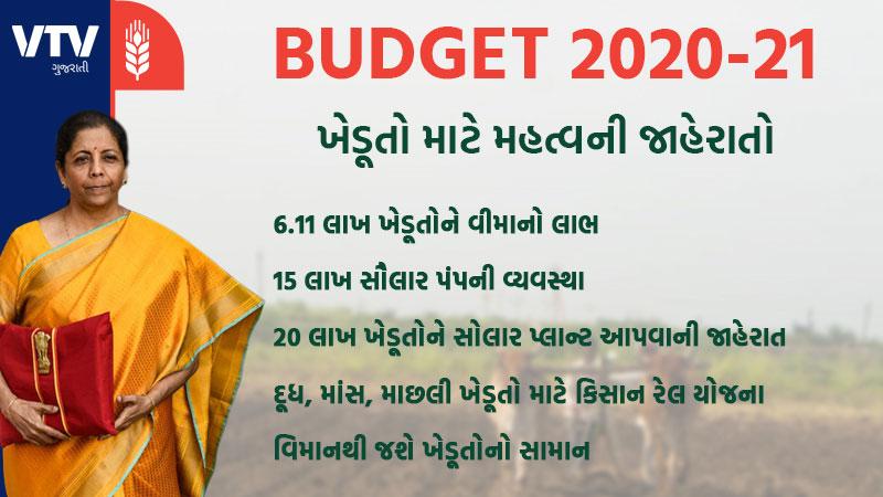 zero budget farming in nirmala sitharamn  this Budget 2020
