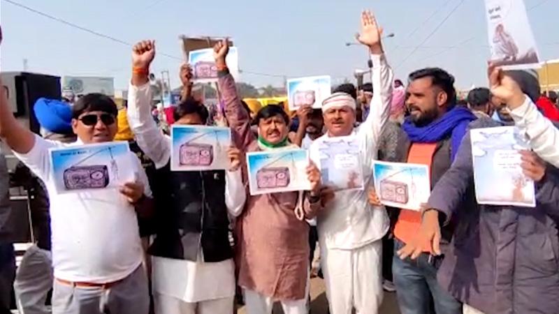 farmer protest Gujarat farmer not interested in MSP
