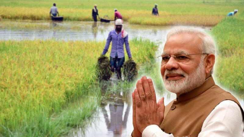 modi government to give 1 lakh crore loan waiver to farmers in covid 19 outbreak