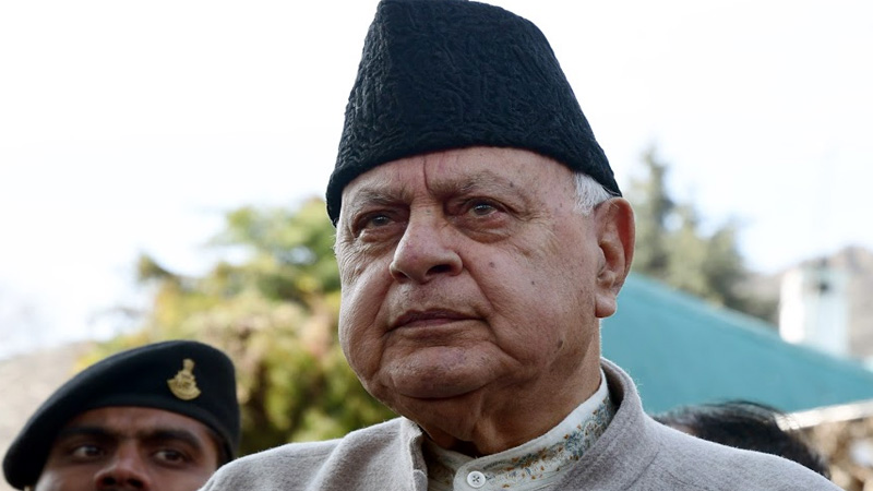 ED questions national conference chief farooq abdullah in JK Cricket association scam
