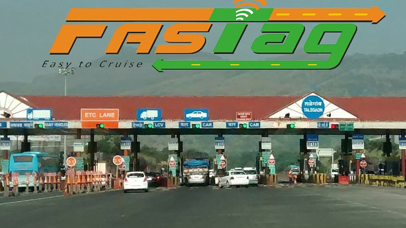 Besides toll plaza fastag will now be used in petrol diesel and parking