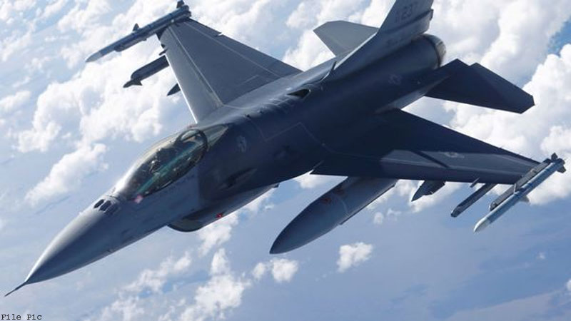 Pakistan F-16 jets intercepted Delhi-Kabul SpiceJet flight