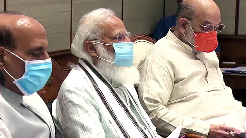 meeeting manage before  Monsoon session