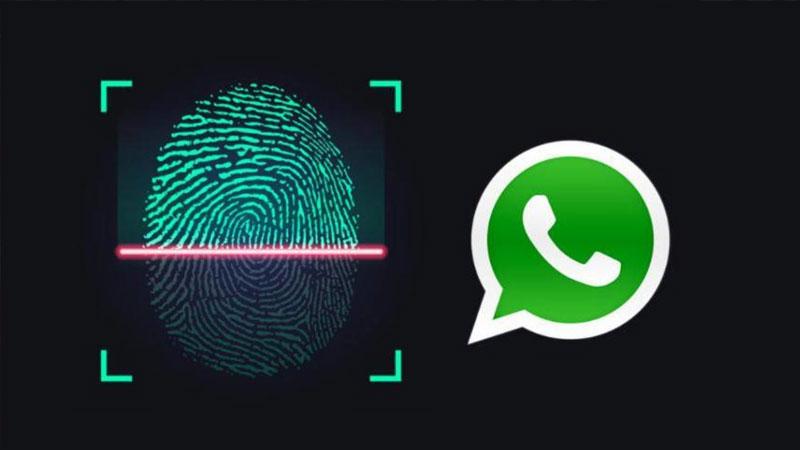 how to activate whatsapp fingerprint lock