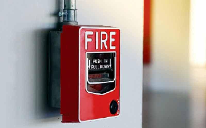 Ahmadabad Municipal Corporation School Fire Safety