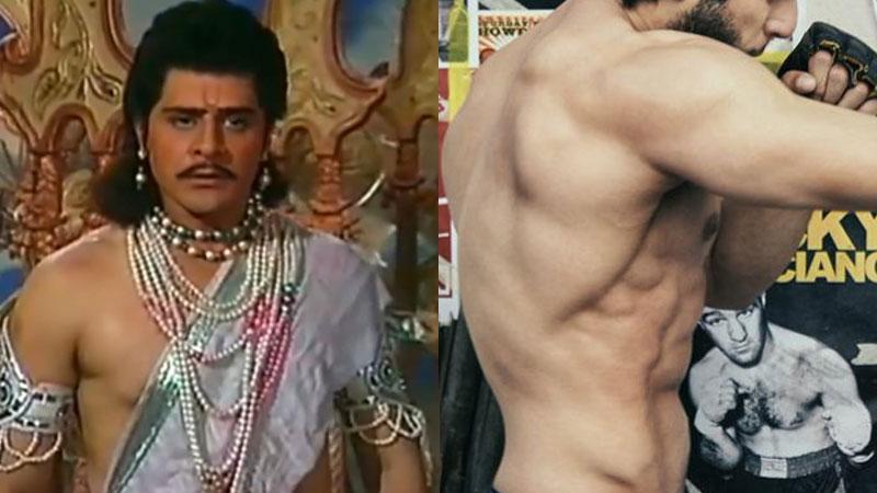TV Serial Mahabharat's Arjuns Son Looks So Handsome