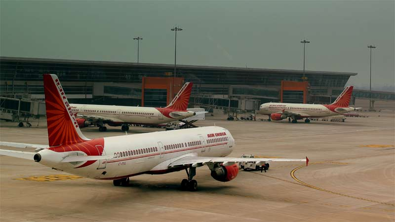 Flights Timings Are changed For Delhi and Mumbai From Rajkot