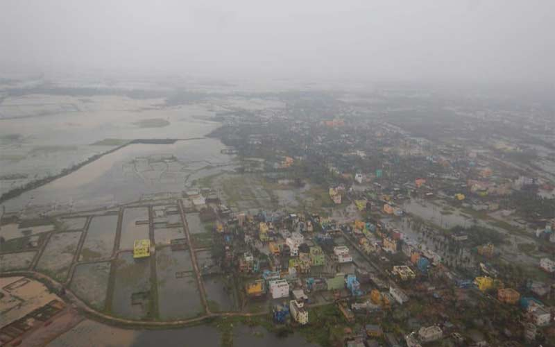 fani in odisha many people dead due to thunderstorm rescue operation underway