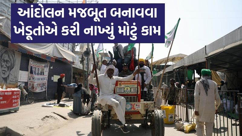 Thousands of farmers headed for Delhi border