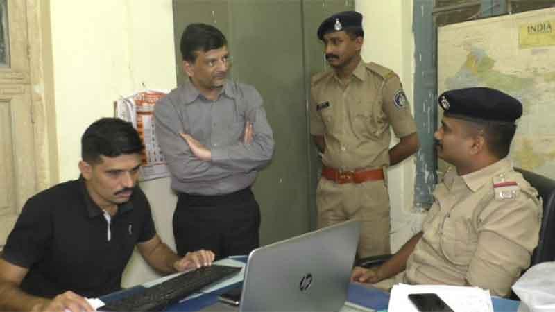 Rajkot man 1.71 crore bank fraud with gujarati NRI