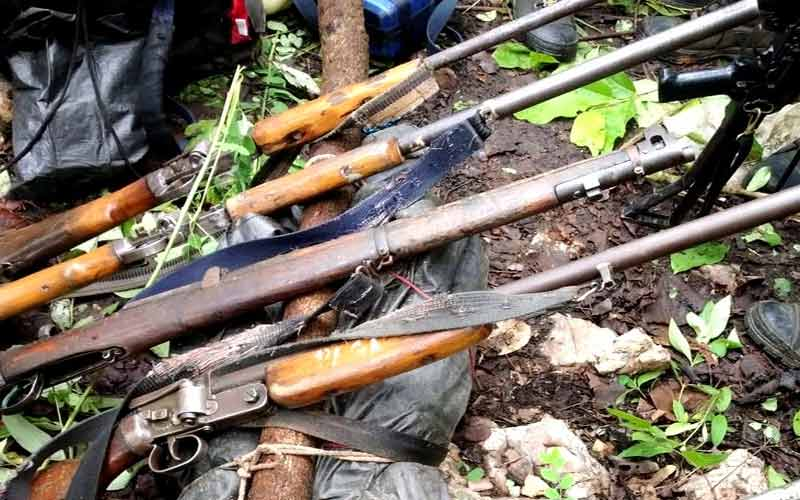 Chhattisgarh Naxal attack