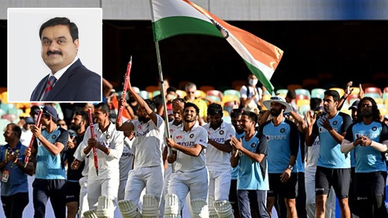 Reflections from Indias Gabba win The Power of Youth