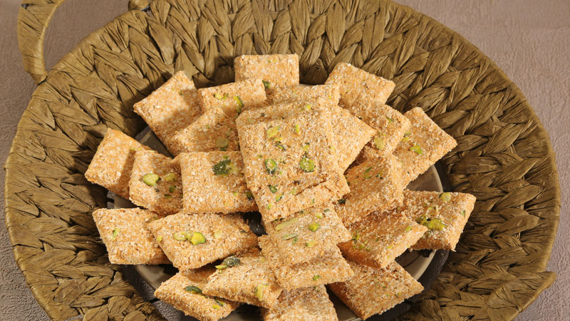 Make Homemade Sesame Seeds Gajak For winter Season
