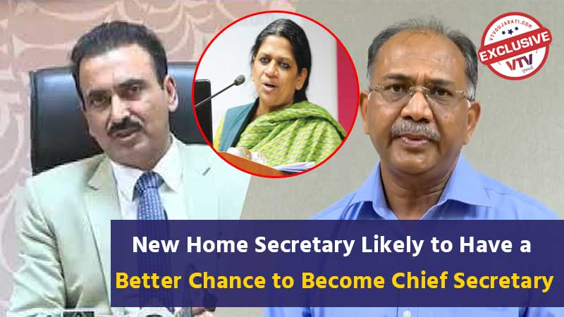 With IAS Sangeeta Singh Superannuating, Race for the New Home Secretary Tightens in the State