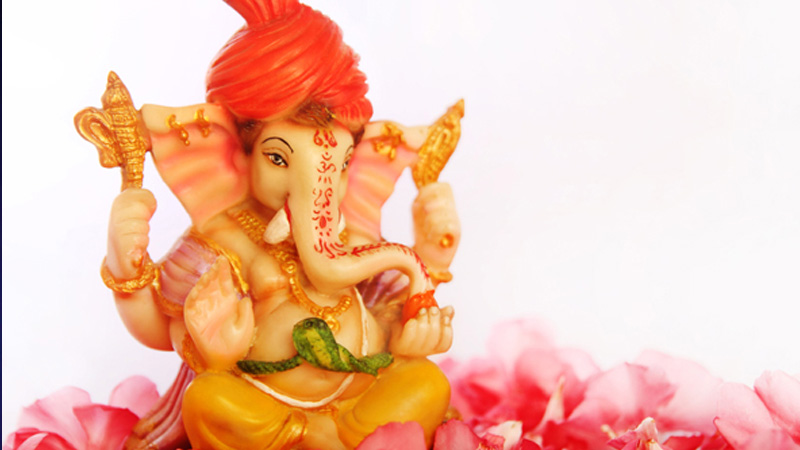 If you see lord ganpati in your dream what does it mean