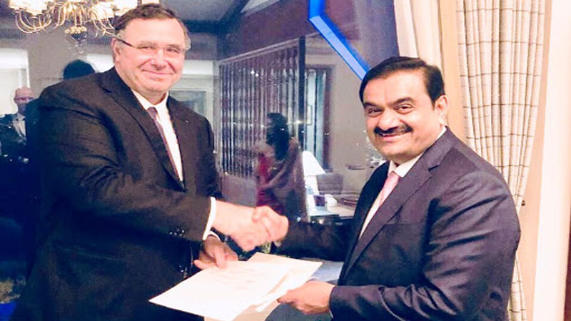 French Energy Giant TOTAL to Acquire 20 percent Stake in Adani Green Energy for 2 point 5 billion dollar