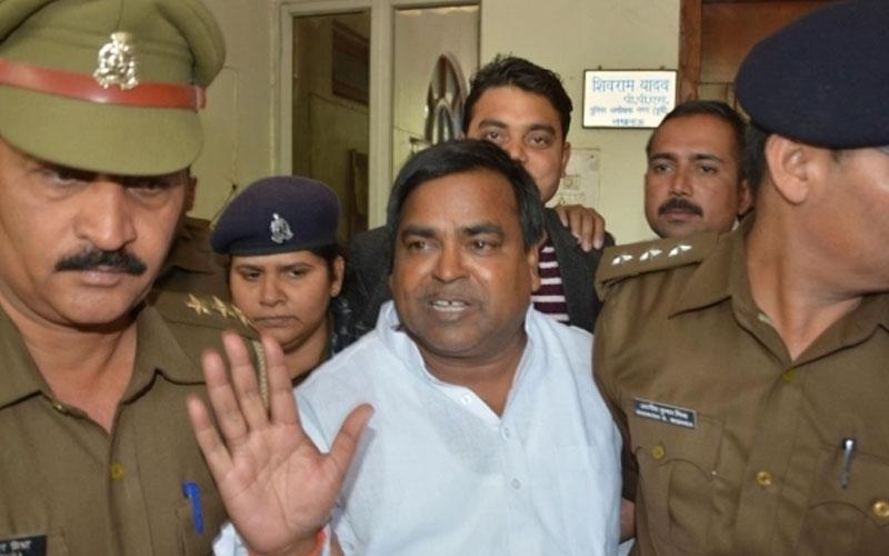 Samajwadi Leader Raided In Illegal Mining Case Searches In UP Delhi