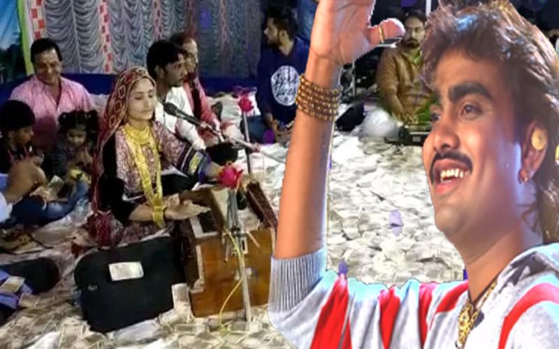 Geeta Rabari and Jignesh Kaviraj Dayaro Notes rain