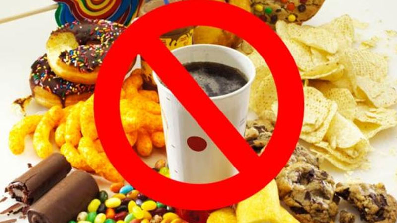 Central Government plans to impose ban on junk food items near schools