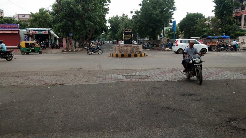 Ahmedabad Road Repairing amc