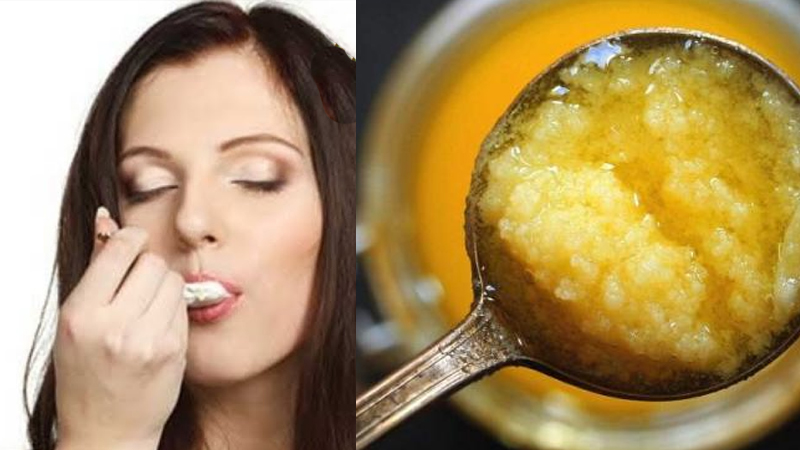 Wonder Health Benefits Of Consuming Ghee On Empty Stomach