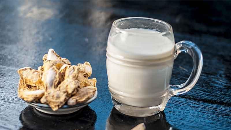 ginger milk health benefits tips coronavirus beneficial