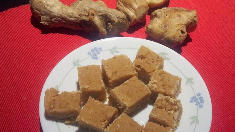 Make Ginger Pak At Home For Winter Season