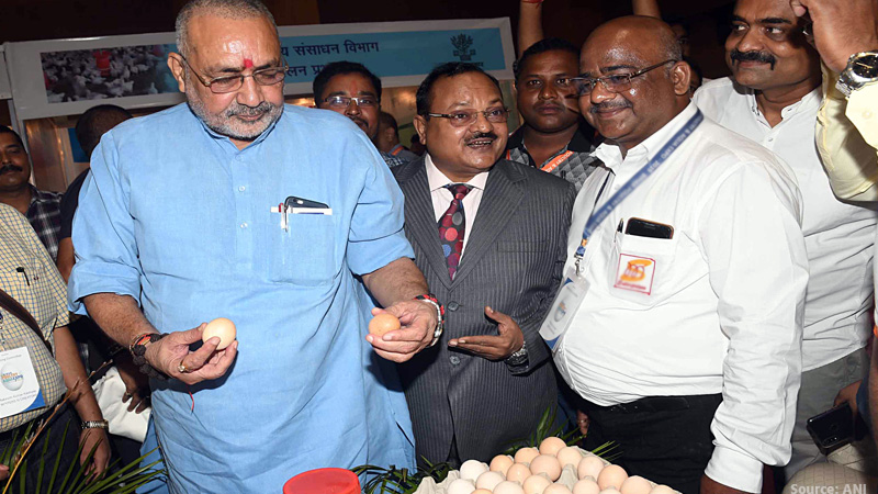 eating chicken will not be a threat of coronavirus government of india assured