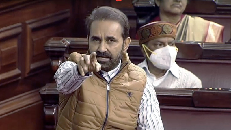 Congress leader say PM and Home minister is History shitter