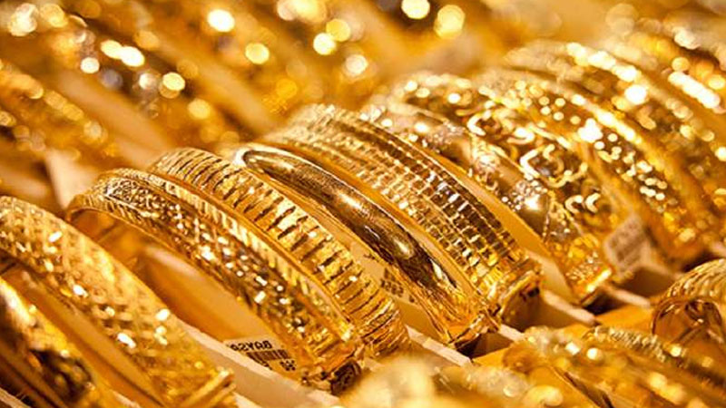 gold prices today gold rise after sharp fall silver rates move higher
