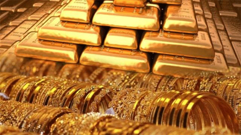 gold silver price today gold and silver rates edge higher