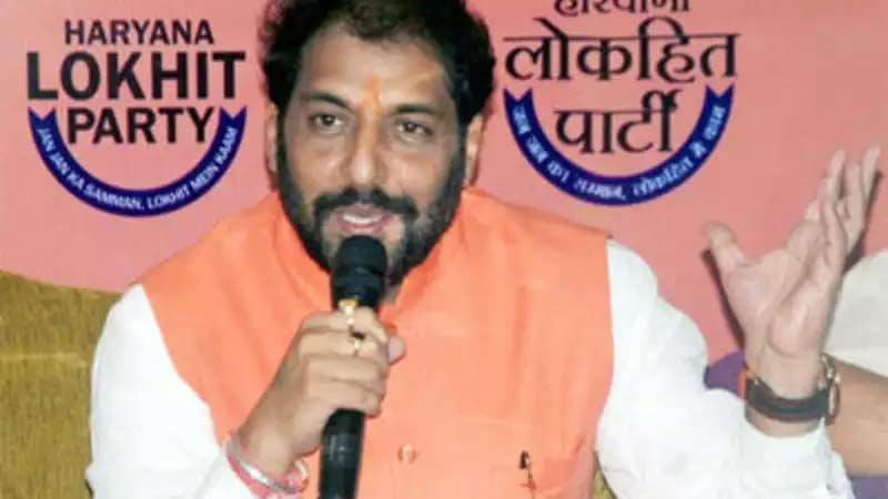 Sirsa MLA Gopal Kanda Former union minister Uma Bharati BJP