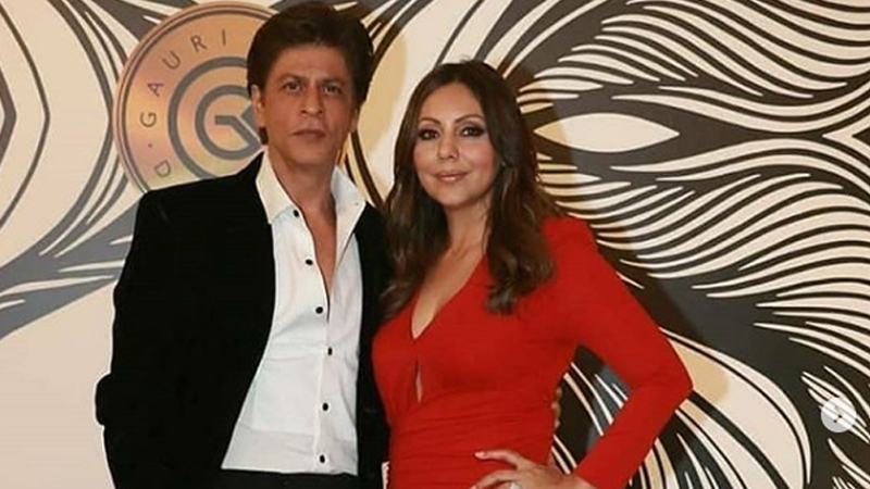 Shah Rukh and Gauri Khan offer personal office space in Mumbai for quarantine