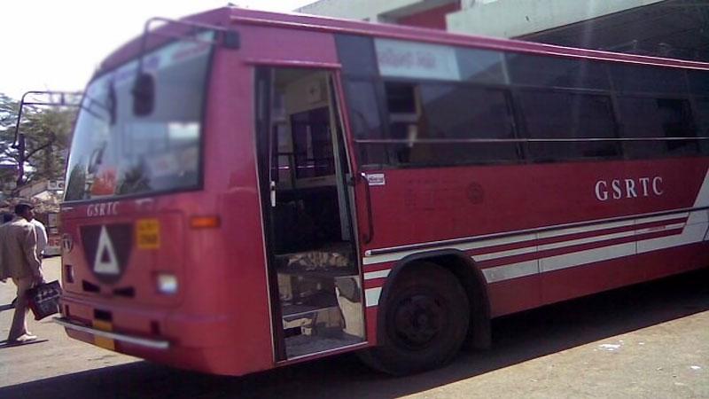 st bus advance booking houseful in Gujarat