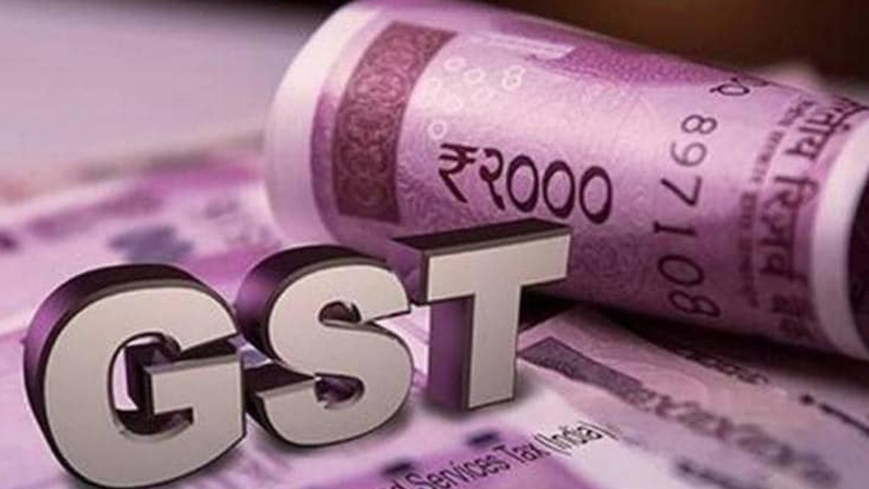 GST collections cross 1 lakh crore in Oct for first time in 8 months