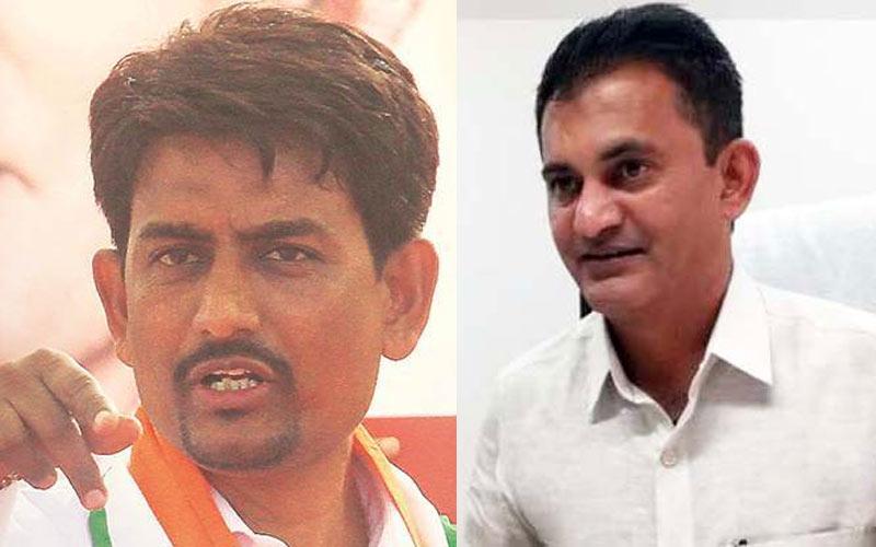 Rajya Sabha polls Paresh Dhanani congress mla alpesh thakor