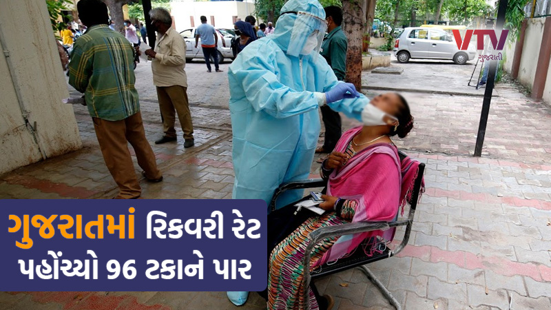 Gujarat health department coronavirus update 20 january 2021 Gujarat