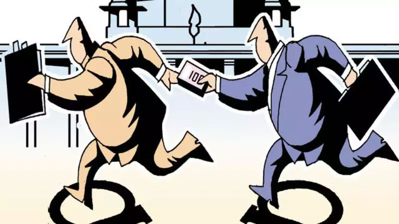 Gujarat Third in corruption cases reported niti aayog