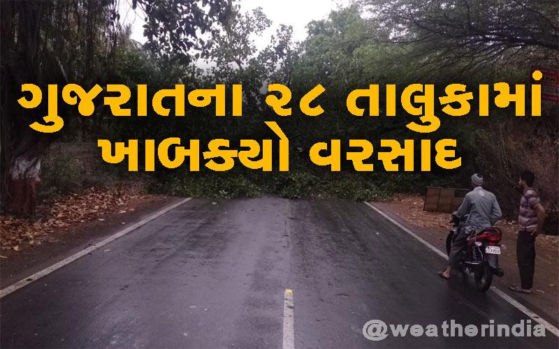 Cyclone Vayu Updates Gujarat gir somnath ahmedabad Rain