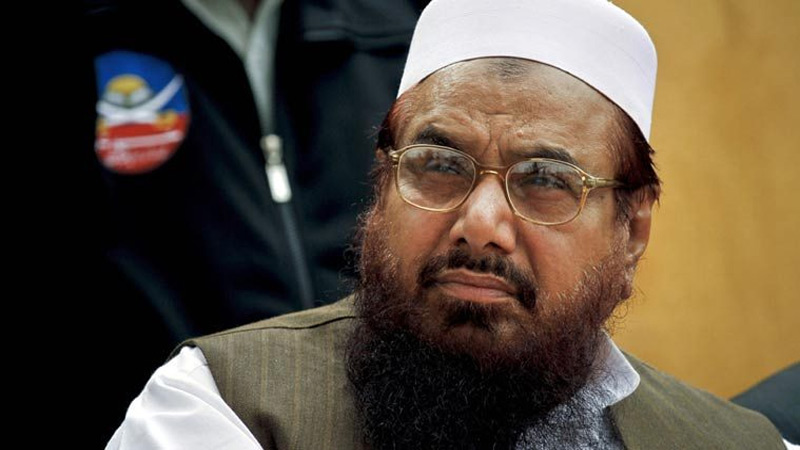 terrorist hafiz saeed arrested counter terrorism department lahore judicial remand