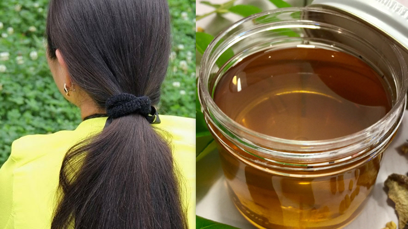 Magical Homemade oil For Hair Growth That Work Wonders