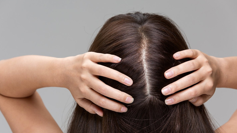 Effective Ways to Make Your Hair naturaly black and strong