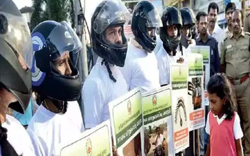 Traffic cops in Chhattisgarh to get air conditioned helmets