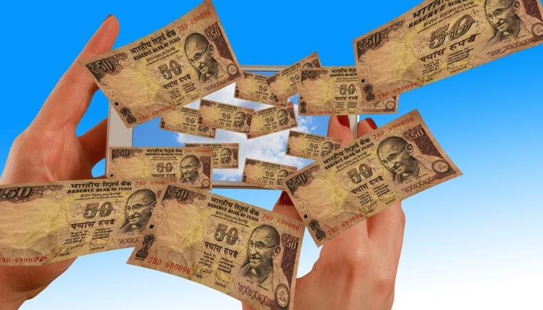 Finance minister implements 2% tax on encashing 1 crore or more from the bank account