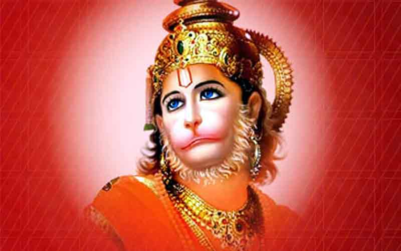 hanumanji Worship Take care people