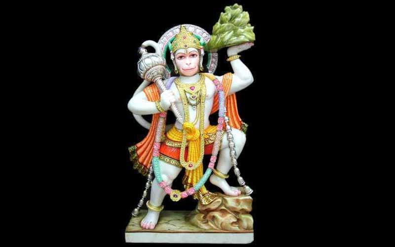 Lord Hanuman ji Ideal