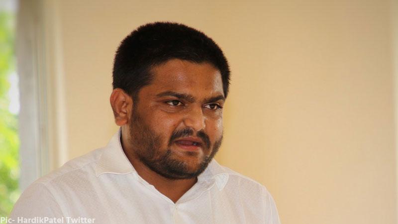 Gujarat Congress leader Hardik Patel Sessions Court rejected Application